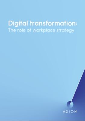 Digital transformation whitepaper