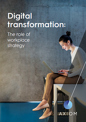 Whitepaper: Digital Transformation the role of workplace strategy